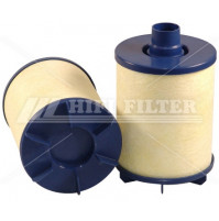 Engine Breather Filter For CATERPILLAR 1637344 and for CUMMINS 4019745 - Dia. 130 mm - SAO6201 - HIFI FILTER